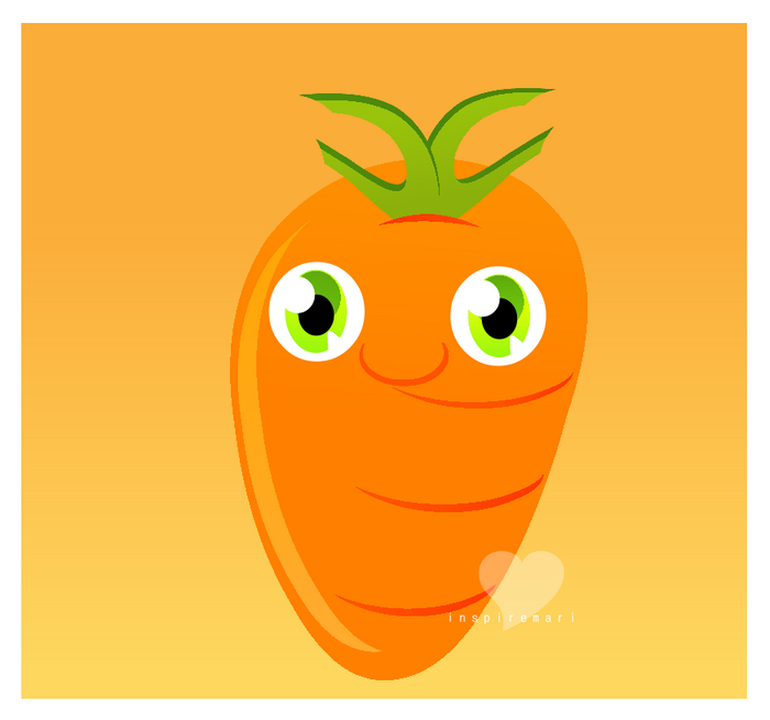 Big Eyed Carrot