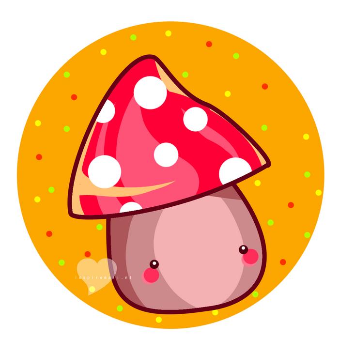 cute Shroom ART GIMP