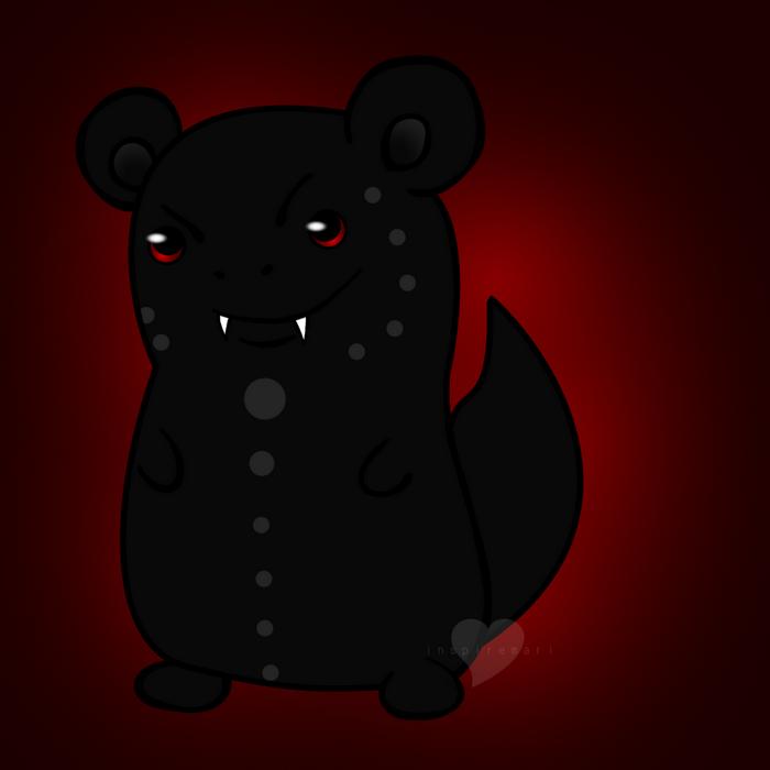 Little Death Monster Art