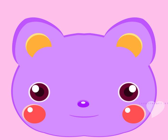 Kawaii Animal Face
