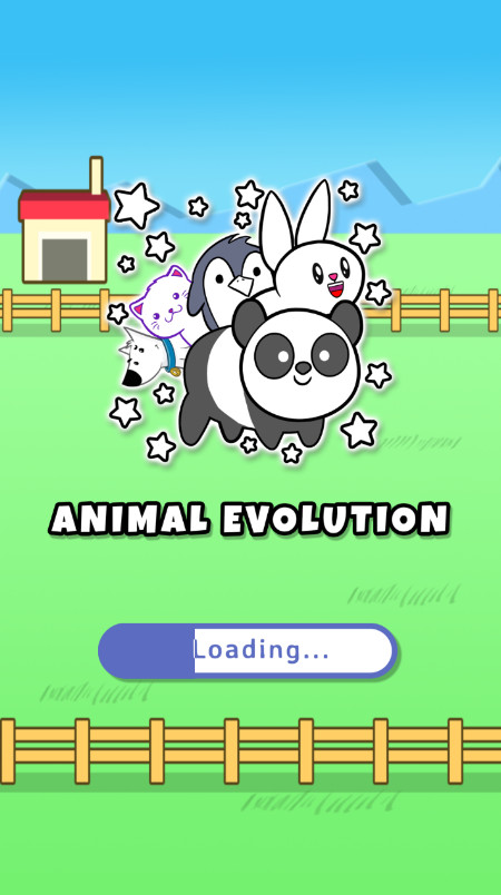 Animal Evolution clicker game