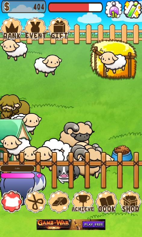 Baw Wow Sheep Collection Screenshot