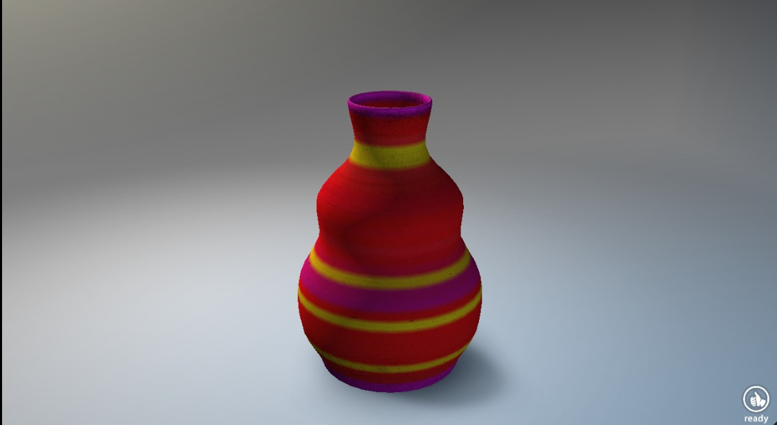 Lets create pottery app