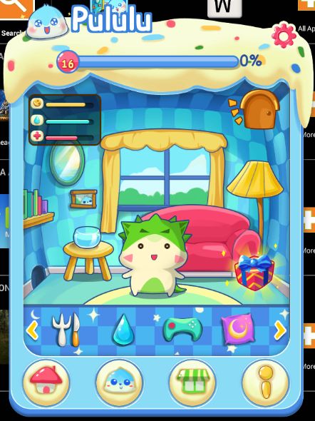 Pululu Cute Pet Screenshot