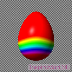 GIMP tutorial: How to make an egg