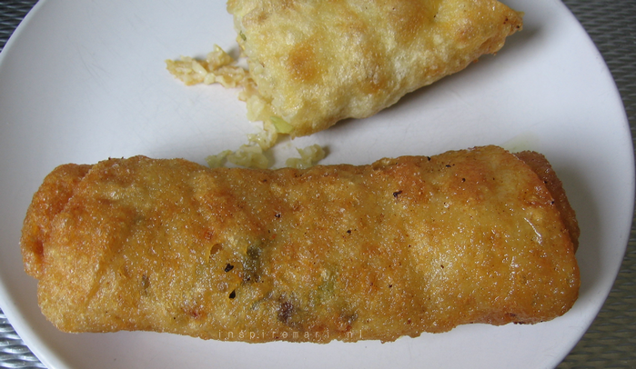 How to make Eggrolls Recipe