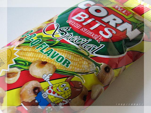 Corn bits