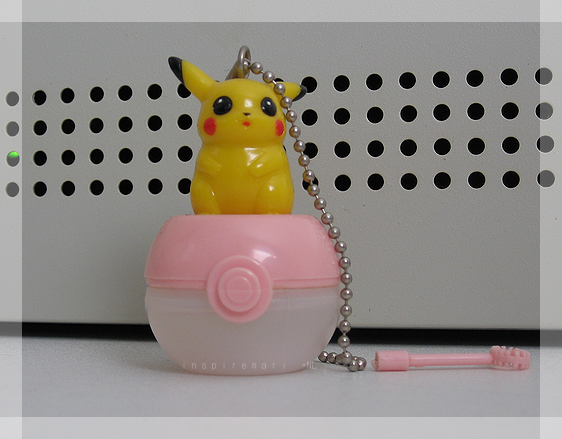 Pokemon Pikachu Bubble Blower