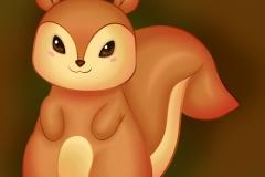 squirrel-by-inspiremari