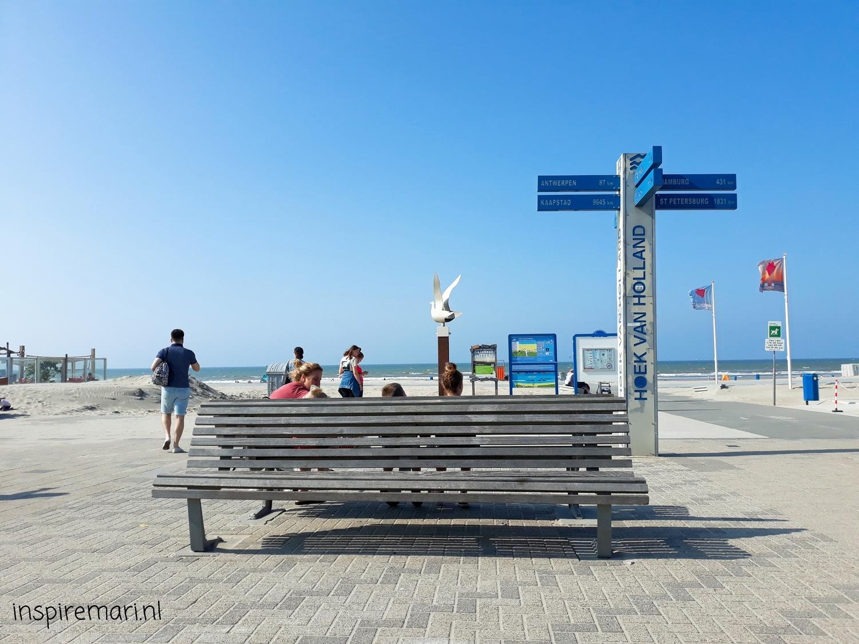 Hoek van Holland Strand, Hook of Holland Beach the Netherlands