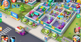 hey hospital android app game