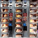 Fast Food Vending Machines in the Netherlands