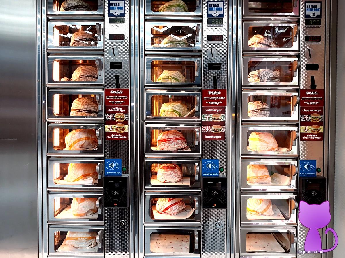 dutch vending machine
