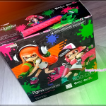 Unboxing figma Splatoon Girl: DX Edition