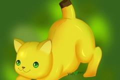 banana-kitty-by-inspiremari