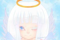 Kawaii Chibi Angel