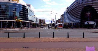 scheveningen city near the hagye