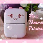 Cute Mini Thermal Printer